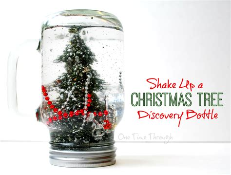discovery christmas tree shake up a tree discovery bottle one time through