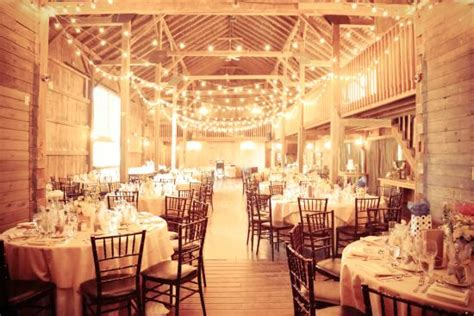 the barns at wesleyan inside the reception area of the barns at wesleyan