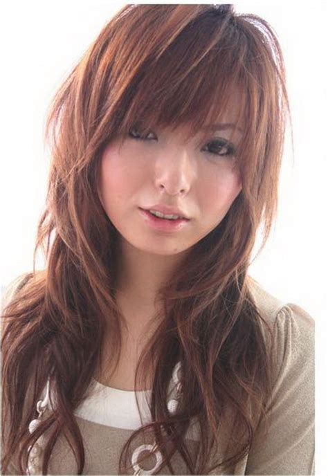 hairstyles  long layered hair
