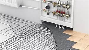 Chauffage Au Sol : quel rev tement de sol sur un plancher chauffant ~ Premium-room.com Idées de Décoration