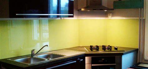 credence de cuisine en verre crédence en verre personnalisée pour cuisine righetti