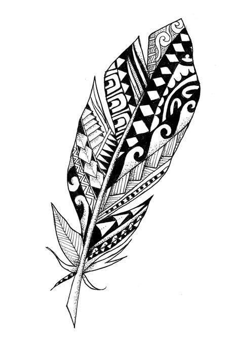 Polynesian tattoo design book | Polynesian tattoo designs, Tribal tattoos, Feather tattoos