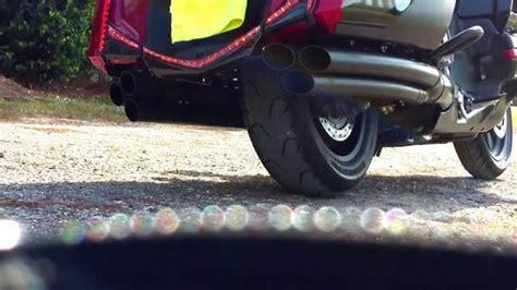 Sound Clip, 2015 Honda Goldwing Gl1800 40th Anniversary