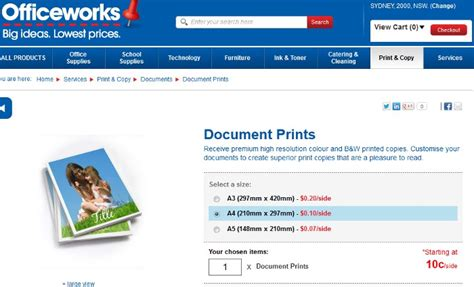 news officeworks pushes into commercial print with