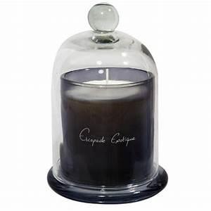 Bougie Sous Cloche : bougie parfum e sous cloche loyd 260g escapade exotique ~ Teatrodelosmanantiales.com Idées de Décoration