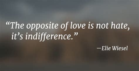 Quotes & Sayings About Indifference