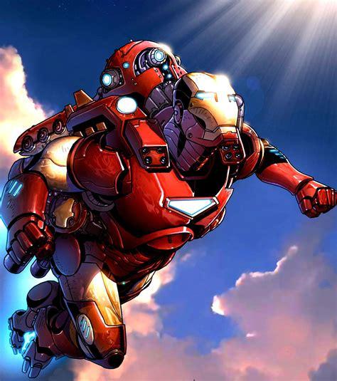 Iron Man By Salvador Larroca Iron Man Pinterest