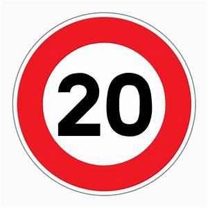 Excès De Vitesse De 20km H : panneau limitation de vitesse 20 km h direct signal tique ~ Medecine-chirurgie-esthetiques.com Avis de Voitures