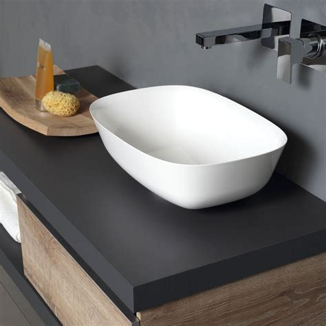 rubinetto a muro per lavabo mobile sospeso 120 cm con lavabo per rubinetto a muro kv