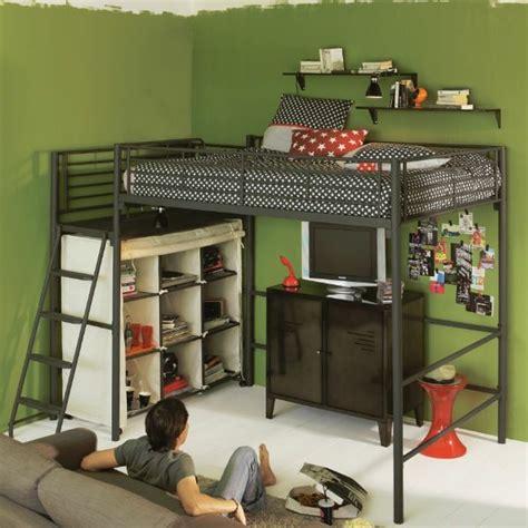 chambre a coucher adulte pas cher les 25 meilleures idées de la catégorie lit mezzanine