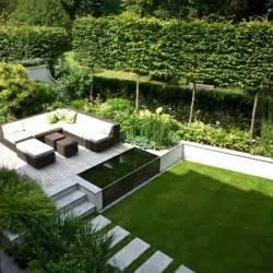 garten gestalten ideen bilder sitzecke im garten relax im grünen