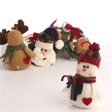 plush christmas ornament christmas ornaments christmas