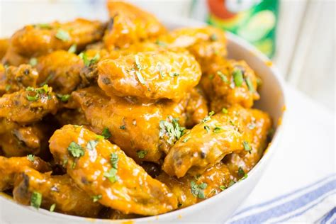 Living Room Chicken Recipe by Baked Honey Lime Chicken Wings Recipe The Gracious