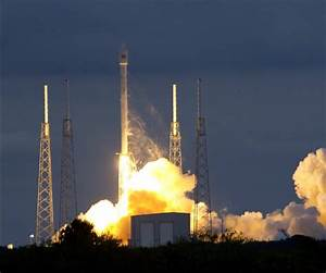 SpaceX Starts 2014 With Spectacular Private Rocket Success ...