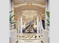 Luxury Mansion Interior