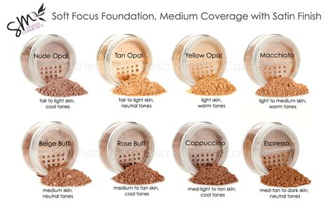 american skin color foundation color charts southern magnolia mineral cosmetics