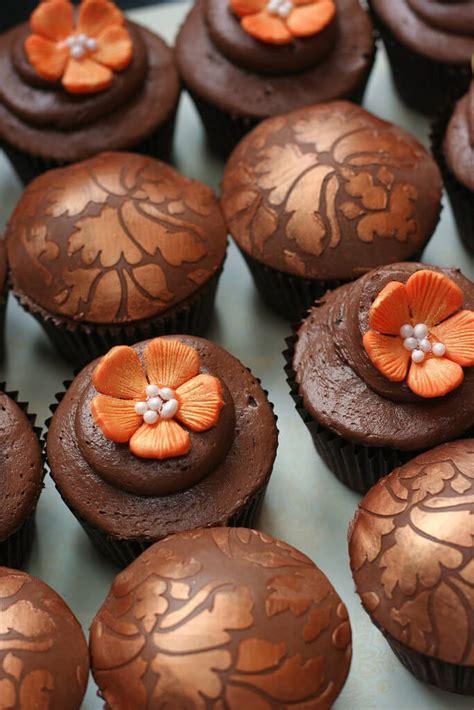 fall themed cupcakes   season