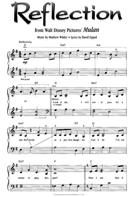 Remember to play the left hand softly and smoothly so the rh melody can come out c read more. 42 Beginner Easy Disney songs Free Sheet Music | sivom-bj