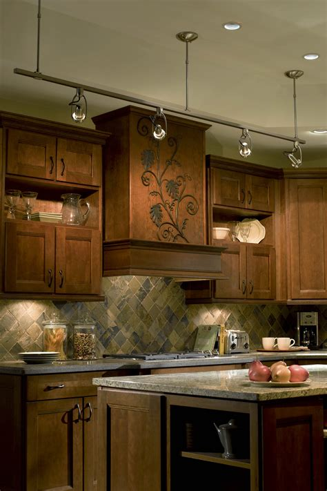 track lighting for kitchens 3 ways to beautifully illuminate your kitchen workspaces 6321