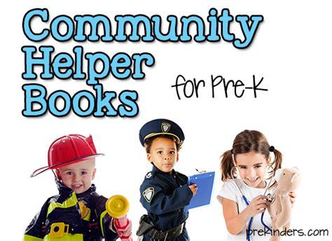 community helpers theme prekinders 384 | community helper books2