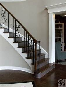 17 Best Images About Iron Stair Railing Ideas
