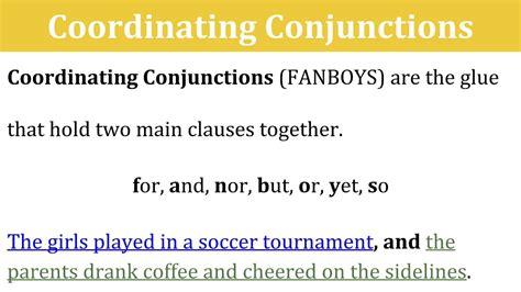 grammar video commas  compound sentences youtube