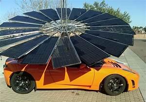 Monarch Power – солнечная батарея-цветок для современных ...