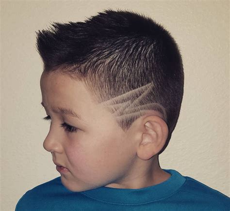 Small Hairstyle For Boy by 25 Cool Haircuts For Boys 2017