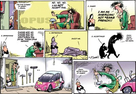 Smart Car (450) In Opus Comic Today!  Smart Car Forums