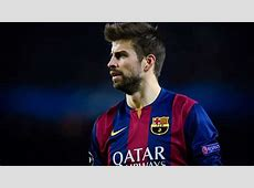 """Gerard Pique """"We knew it would be a difficult game"""