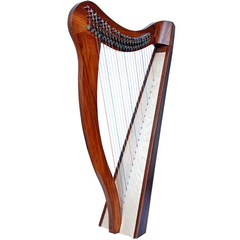 what is a l harp prototype heather harp 22 strings harps