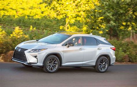 2019 Lexus Rx 350 Features, Specs And Performance Just