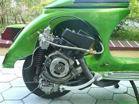 Cara Setting Karbu Rx King by Setting Karburator Rx King Di Vespa Motorcycle Part