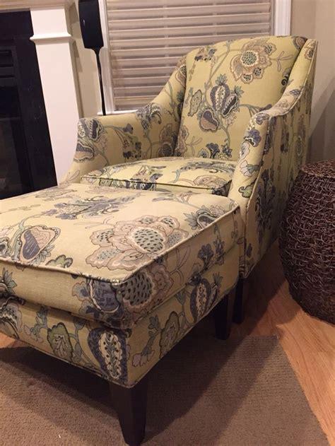boston interiors aviva chair and ottoman sam 2279