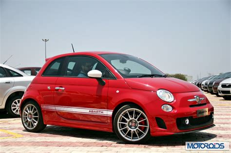 Review Fiat 500 by Fiat 500 Abarth Review 24 Motoroids