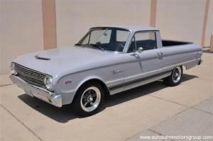 1963 Ford Ranchero Hot Rat Rod Restomod Pro Touring