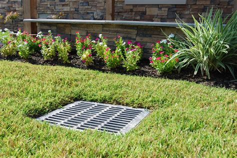 Drainage Ideas For Backyard by Drainage Ditch Landscaping Ideas Bistrodre Porch