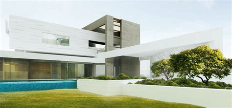 modern contemporary house contemporary villa 3 bead architects engineers