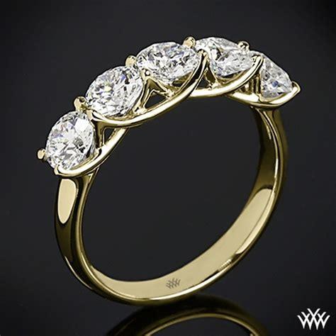 stone trellis diamond  hand ring