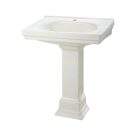 foremost structure suite 20 5 80 in pedestal sink basin