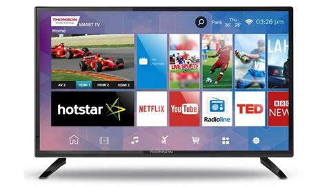 Best 32 Led Smart Tv Thomson Led Smart Tv B9 Pro 32 Inch Price In India