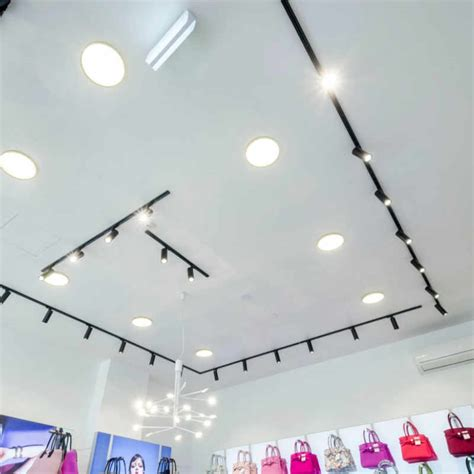 led track light led world