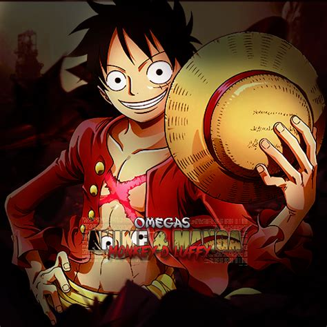 Monkey D Luffy One Piece Dp By Omegas82128 On Deviantart