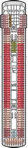 America Line Veendam Deck Plan by Ms Veendam Deck Plans Cruisekings