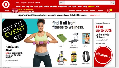 target website hiding  data theft warning pdg