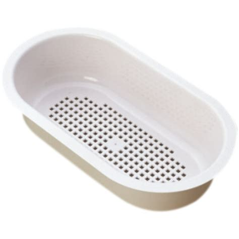 The Sink Colander Plastic by Project Sink Colander 300x155mm Bunnings Warehouse