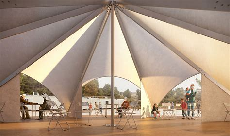 maidan tent   humanitarian architecture snupdesign