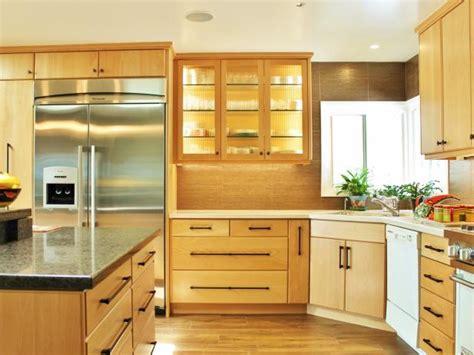 Warm, Neutral Modern Kitchen Hgtv