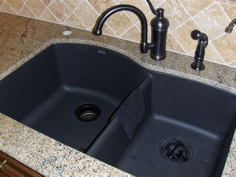 black granite kitchen sink homeofficedecoration black granite sinks reviews