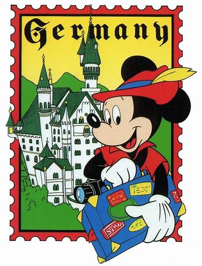 Clipart Disney German Germany Epcot General Consulate